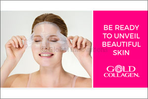 Gold Collagen� Hydrogel Mask with Second Skin Technology to Launch in Dubai in July 2017  From the P ...