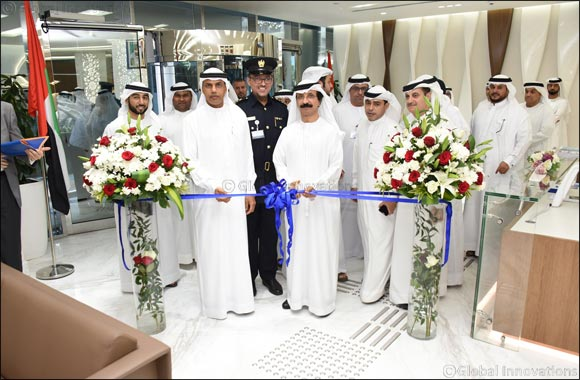 Bin Sulayem inaugurates the new 7-star Port Rashid Customs Center