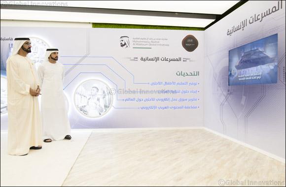 Sheikh Mohammed bin Rashid Launches Humanitarian Accelerators