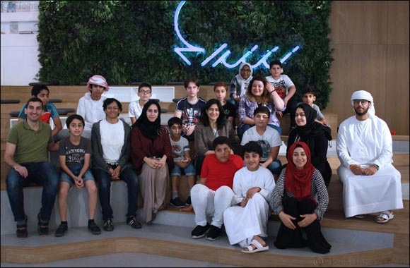 Sheraa initiates Ramadan Giving Program to mentor orphans from Sharjah Social Empowerment Foundation