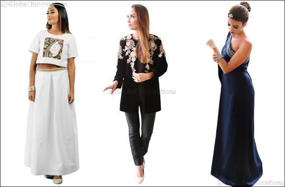 Adorn the new summer Henna collection by International fashion label, Kara