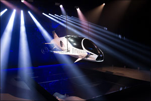 Lexus Adds Design Flair and Imaginative Technologies to Luc Besson's Upcoming Sci-fi Epic Valerian