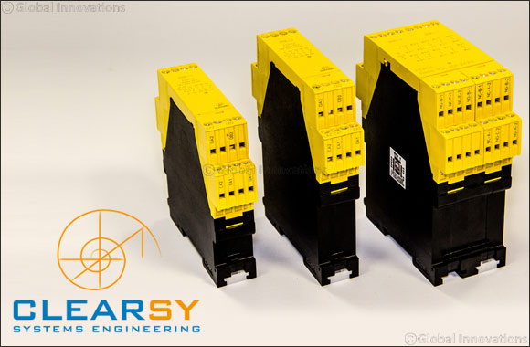Clearsy Announces The SIL4 Certification of its Safety Vital Relay Range