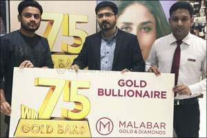 Malabar Gold & Diamonds Home Going Winner UAE.
