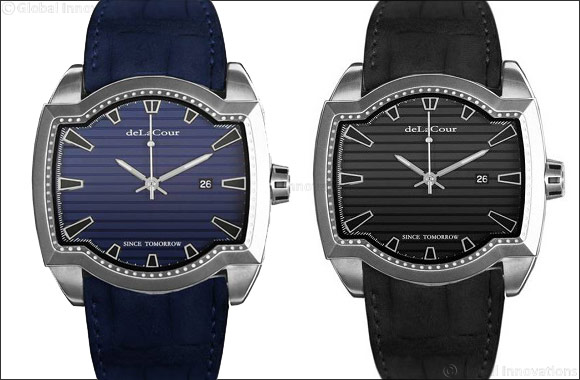DeLaCour Urban Timepiece