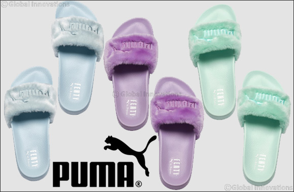 Spring / Summer '17 PUMA x FENTY By Rihanna | Fur Slides