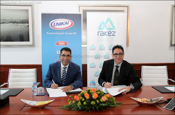 Unikai Foods P.J.S.C. establishes its largest distribution facility in the northern emirates under RAKEZ