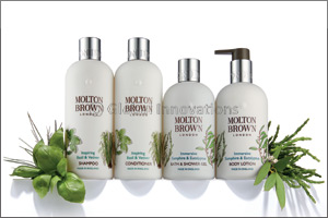 Molton Brown, Seabourn collection