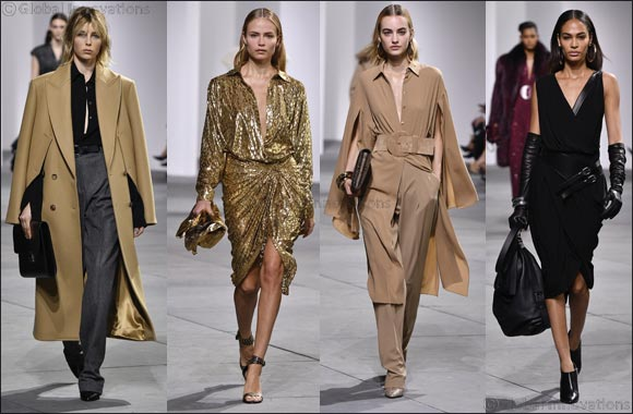Michael Kors Collections Fall 2017 Runway Show