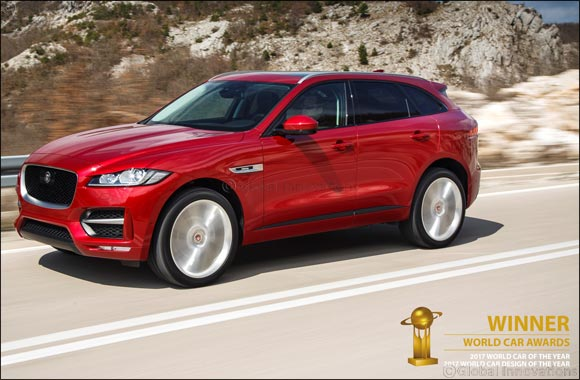 Jaguar F-Pace Now With A New 250ps Turbo Engine That Delivers More Efficiency, More Choice And More Affordability