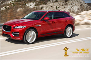 Jaguar F-Pace Now With A New 250ps Turbo Engine That Delivers More Efficiency, More Choice And More  ...