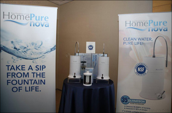 "HomePure, a Star QNET Product, launch ""HomePure Nova"" with a Media Roundtable and New NSF Certification"