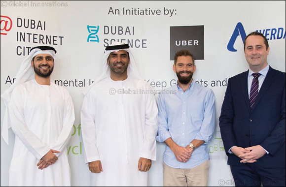 Dubai Internet City and Dubai Science Park nurture green economy by collecting tonnes of e-waste in 18-hour initiative