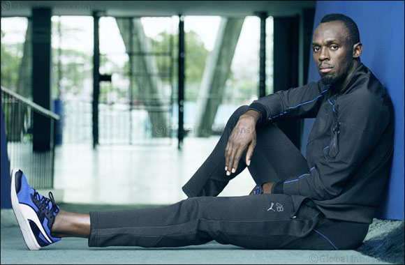 PUMA x Usain Bolt All-New Collection