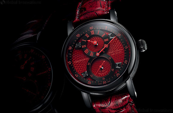 Chronoswiss Creates Extravagant Unique Piece Flying Regulator For Only Watch Charity