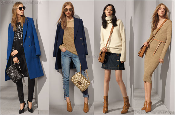 MICHAEL Michael Kors Fall 2017 Collection - Effortless Cool