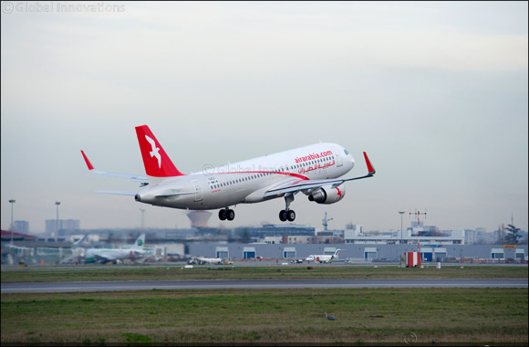 Air Arabia First International Flight to Commence Operations at Sohar Airport