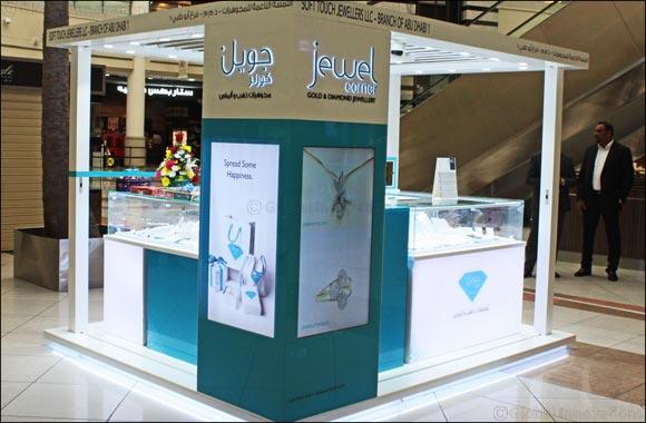Jewel Corner Unveils A Stunning Kiosk In Al Wahda Mall, Abu Dhabi