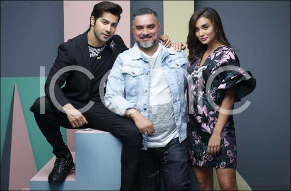 ICONIC Renews Association with Varun Dhawan and Amy Jackson