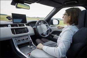 Jaguar Land Rover Cars Closer To Driving City Streets Autonomously