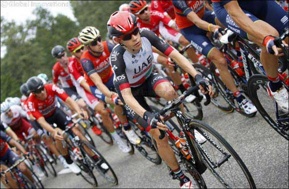 Top Ten in GC for UAE Team Emirates' Meintjes After Stage 12 of Le Tour