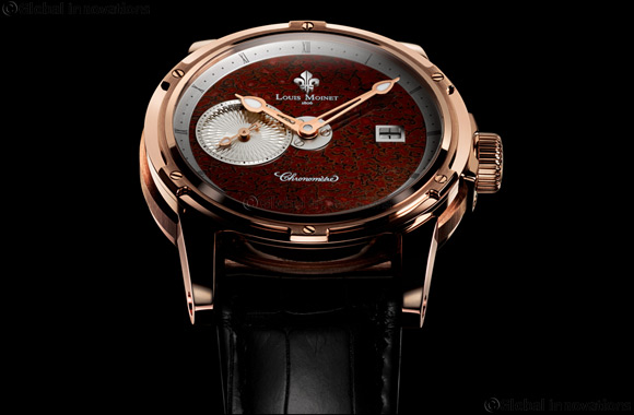 Louis Moinet: Jurassic Watch - A 150-million year heritage on your wrist