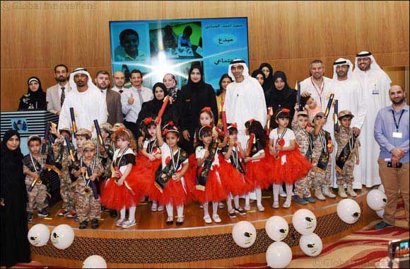 Dubai Customs' nursery and Daycare graduates 22 children