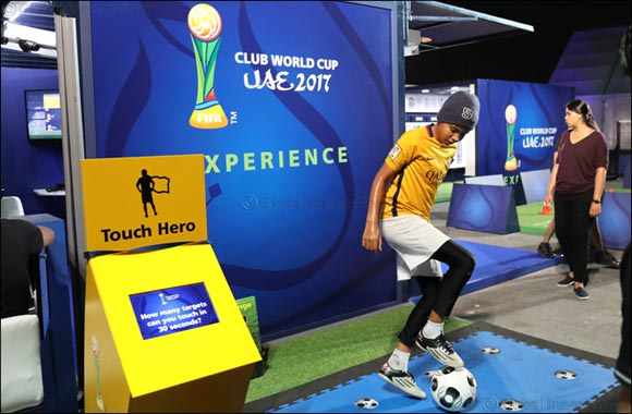The Mall at World Trade Center Abu Dhabi Offers Football Fans an Epic FIFA Club World Cup UAE 2017 Experience this Summer