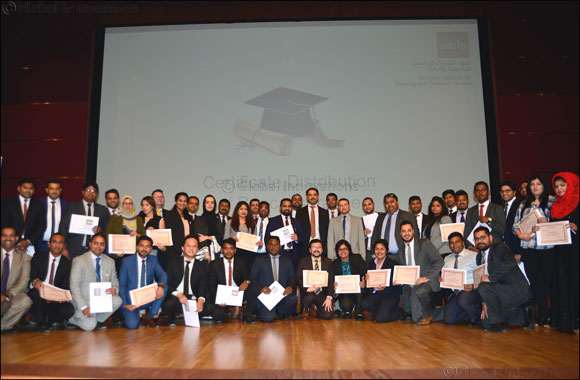 First Cohort of Students Graduates from Emirates Institute for Banking and Financial Studies' Banking Insurance Program