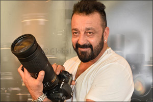 Sanjay Dutt begins his photography journey with Nikon