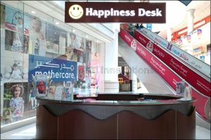 Discover the Happiness Desk at Al Wahda Mall, Abu Dhabi