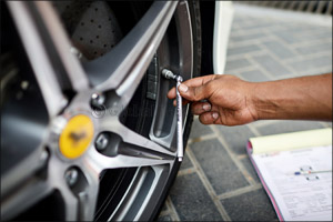 Bridgestone and Autopro launch tyre safety initiative to safeguard UAE's roads