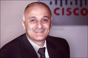 Ali Amer to Lead Cisco's Global Service Provider Business in the Middle East and Africa