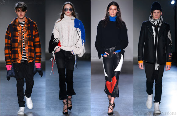 Zadig & Voltaire Fall Winter 2017: Men and Women