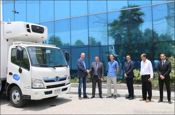 Al-Futtaim Motors ushers low-carbon mobility through commercial vehicles