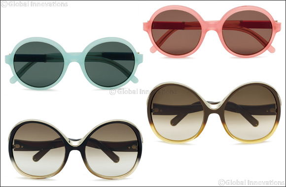 Chloé eyewear - Vintage inspiration, luxurious details & a seventies feel.