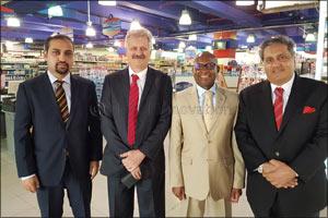 Al Maya Group participates in Africa Big 7 Show