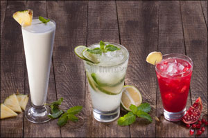 Beat the heat this summer with the must-have coolers and smoothies by 800 DEGREES PIZZERIA