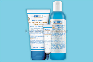 True Blue: Kiehl's Beloved Blue Herbal Formula Continues 50 Year Crusade Against Acne