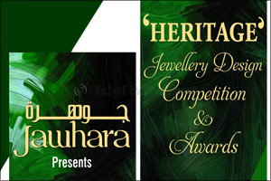 Launch of JAWHARA Heritage Jewellery Design Competition & Awards