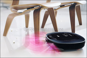 LG HOM-BOT� Intelligence Rated Highest by Robotics Lab