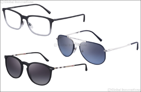 Burberry: The March Eyewear Collection