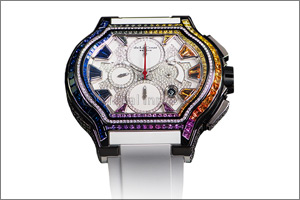 deLaCour: Set with diamonds and sapphires City Umbra makes an indelible impact