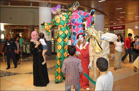 Al Wahda Mall to host Mega Raffle, entertainments every weekend for