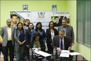 SUC Has Partnered with IELTS-IDP Education Ltd, UAE
