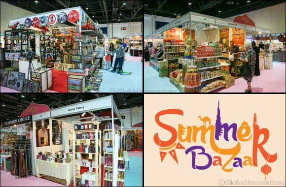 Extended summer surprises with Modhesh World and Summer Bazaar at DWTC
