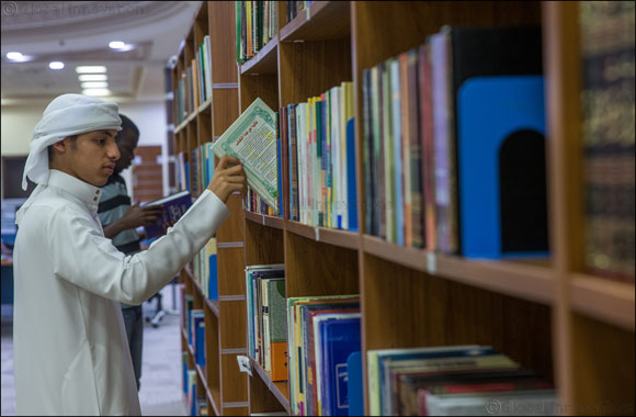 With 150,000 Books Gifted by Sharjah Ruler, Al Qasimia University Library Bears Witness to Emirate's Love of Books