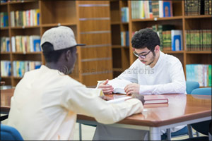 With 150,000 Books Gifted by Sharjah Ruler, Al Qasimia University Library Bears Witness to Emirate's ...