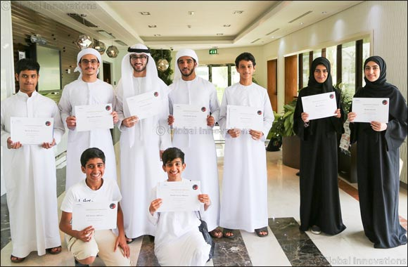 "MBRSC launches its first Science camp, ""Like a Scientist"""