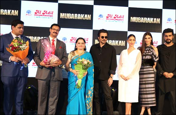 Al Adil Online store to be inaugurated by Bollywood Superstars